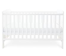 Babyhoot Cot Bed & Mattress