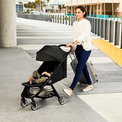 Baby Jogger Ultra Impact & Lightweight