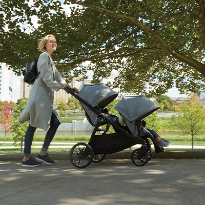 Baby Jogger Side By Side Double