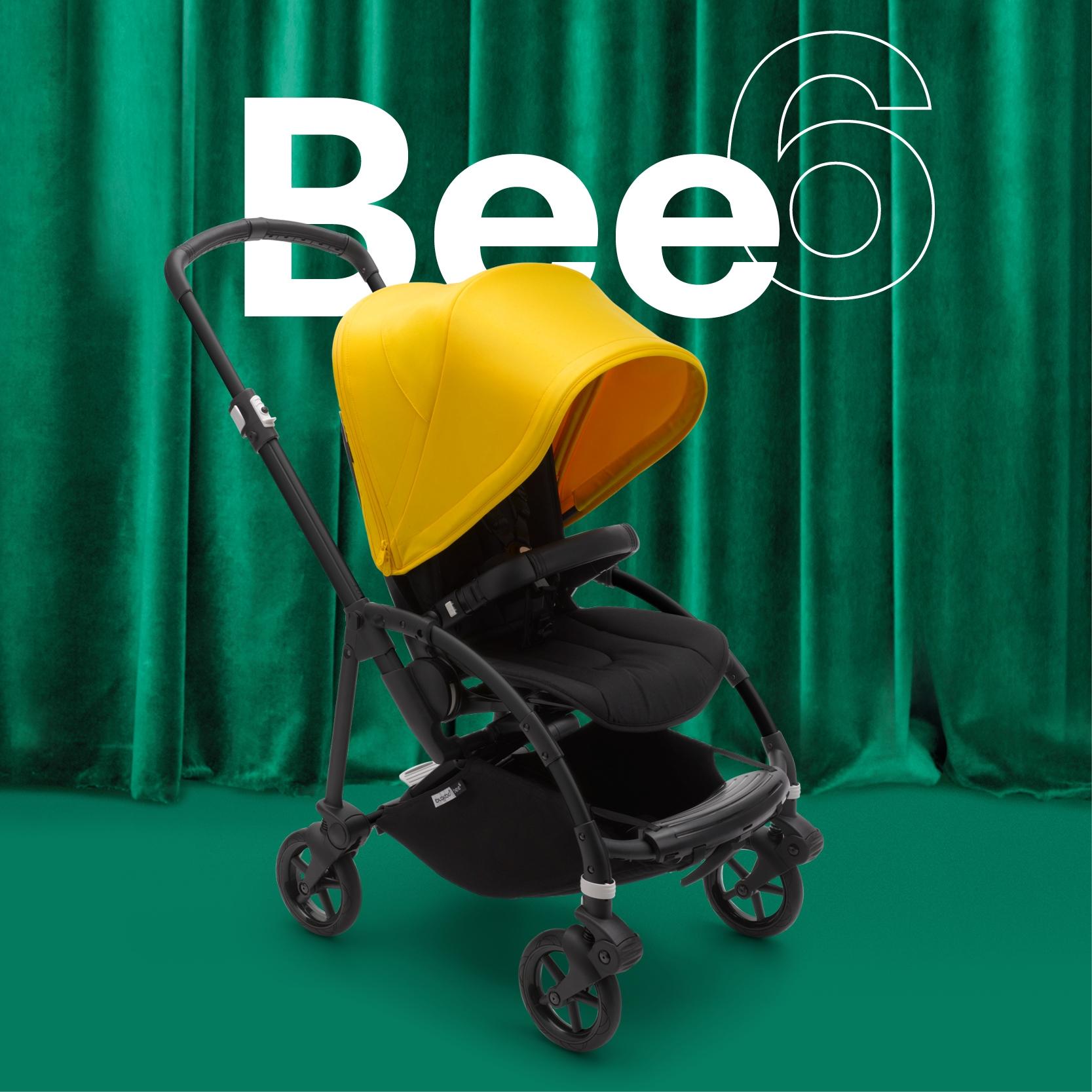 Bugaboo Bee 6 Pushchair