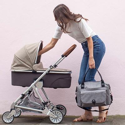 Babymel Shoulder Bags