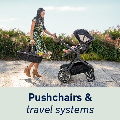 Nuna Travel Systems & Pushchairs