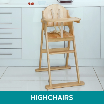 East Coast Highchairs & Fun Pods