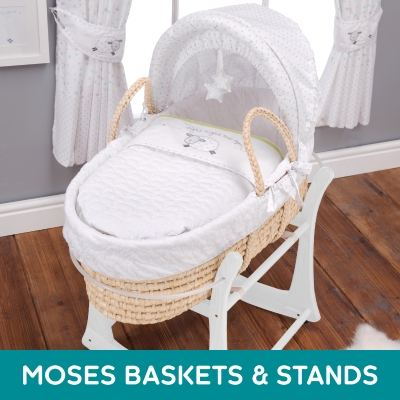 East Coast Moses Baskets/Stands