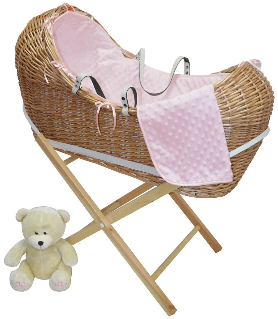 kiddies kingdom Kiddy-Pod Moses Basket