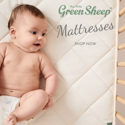The Little Green Sheep Cot/Cot Bed Mattresses