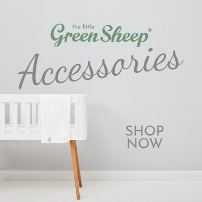 The Little Green Sheep Bedding Range