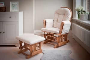 Kub Glider Chairs & Baby Cribs