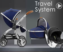 egg® 3in1 Travel Systems