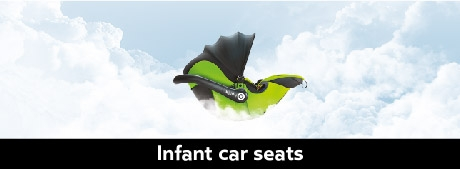 Kiddy Car Seats Birth To 15 Months