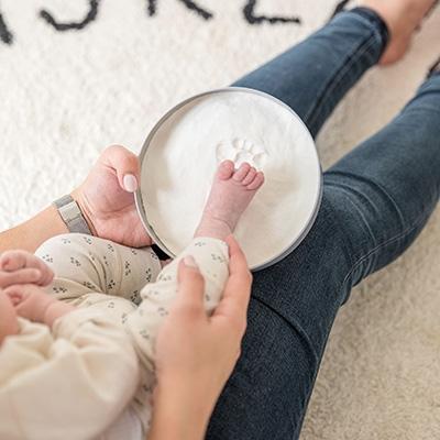 Baby Art Souvenirs Of My Newborn (0M+)
