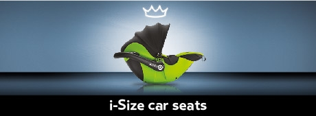 Kiddy i-Size Car Seats Birth To 15 Months