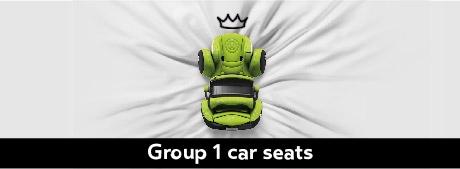 Kiddy Group 1 Car Seats