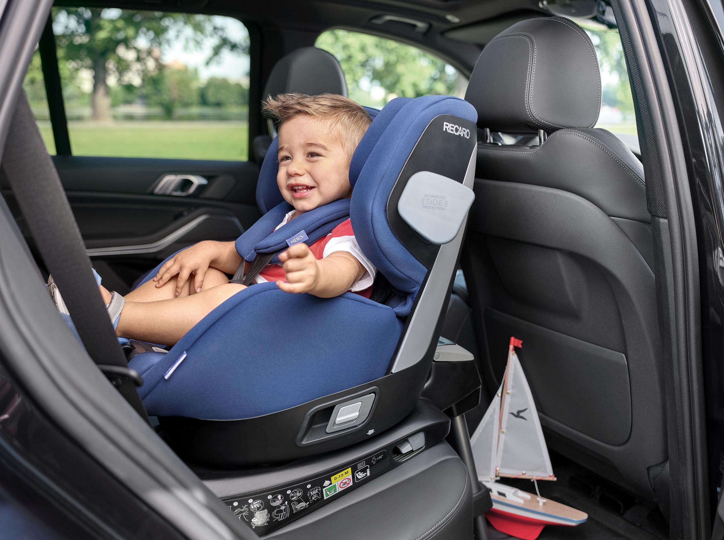 Recaro Group 0+1 Car Seats