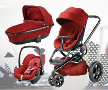 Quinny 3in1 Travel Systems