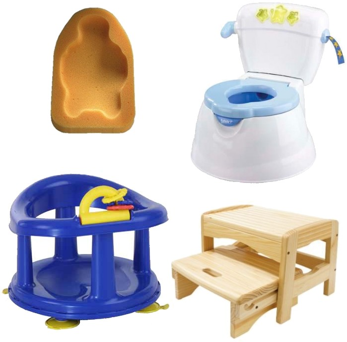 Safety 1st Bathtime/Toilet Training