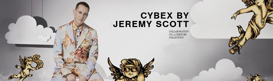 Cybex by Jeremy Scott