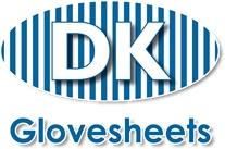 DK Glovesheets Fitted COTTON Sheet for Large Cot 127x63-(5 Colours)