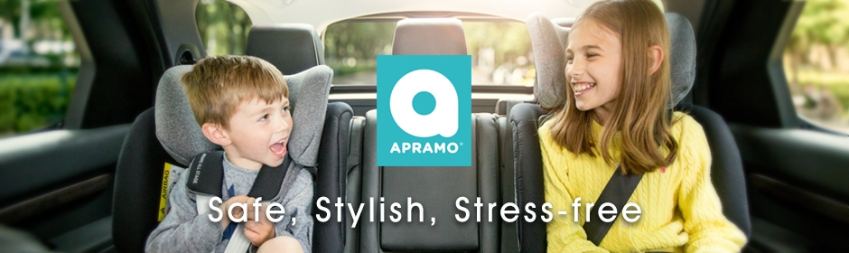 Apramo Eros Car Seats