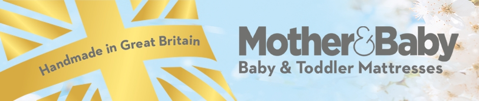Mother & Baby Banner
