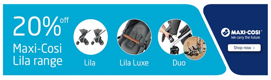 Maxi Cosi July Offer