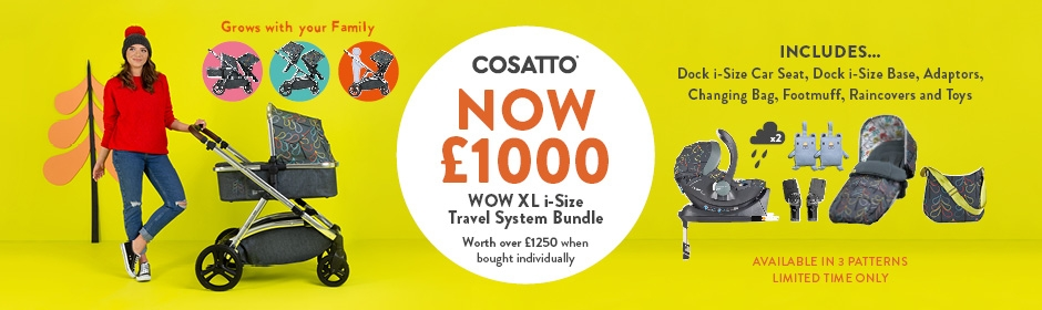 Cosatto Wow XL JULY