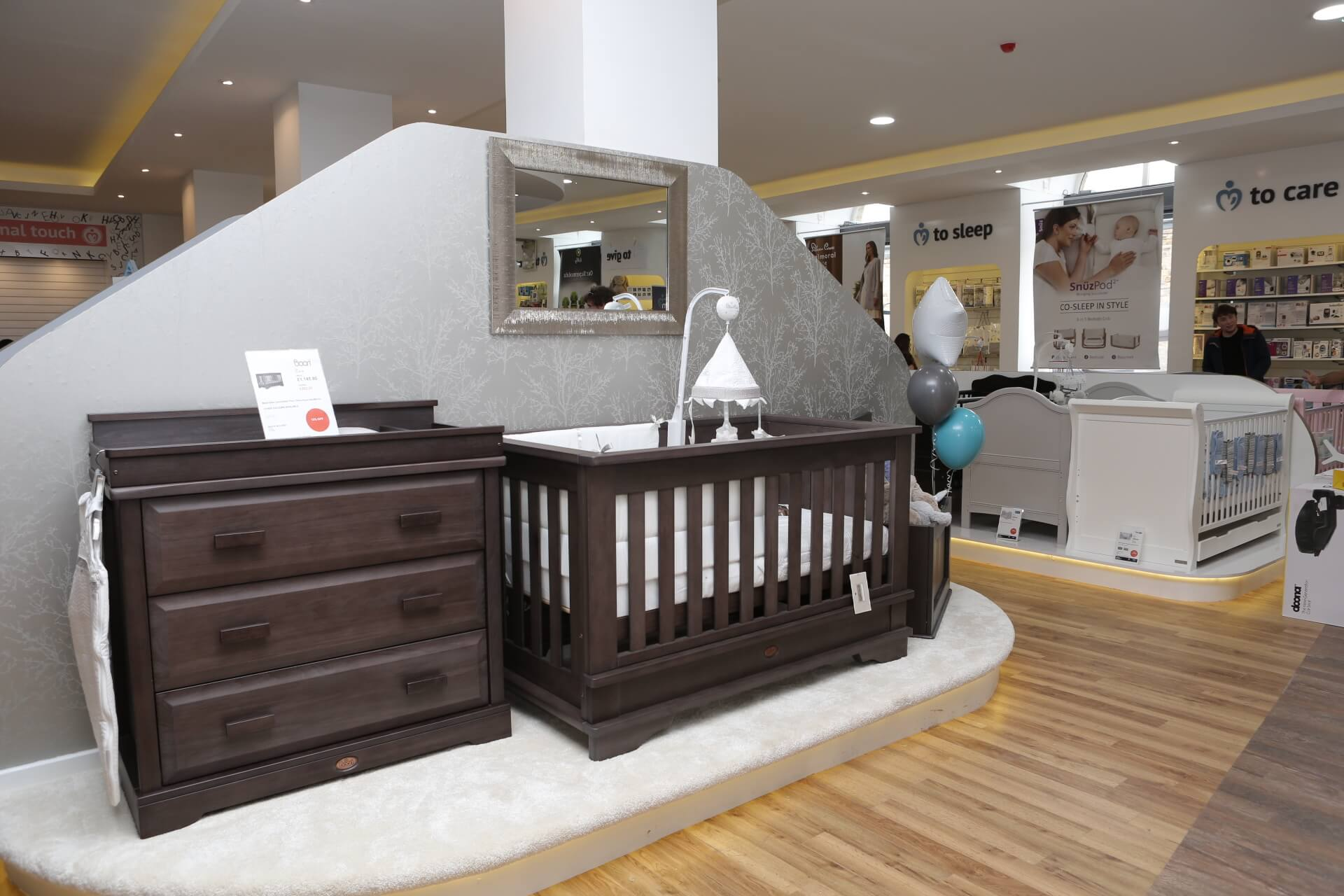 Kiddies Kingdom Showroom